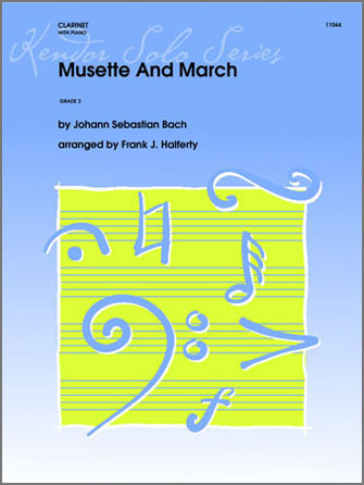 Musette And March - Clarinet