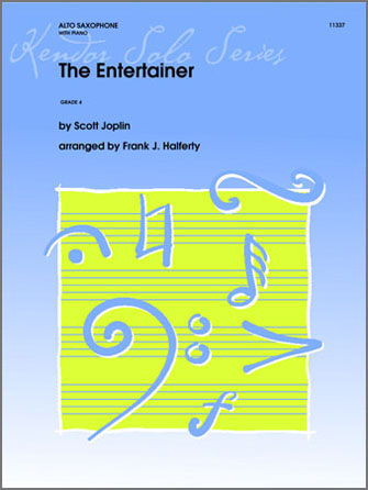Entertainer, The - Piano