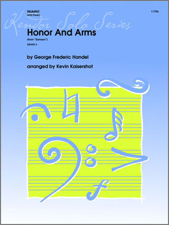 Honor And Arms (from Samson) - Trumpet
