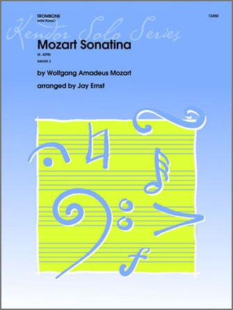 Mozart Sonatina - Trombone