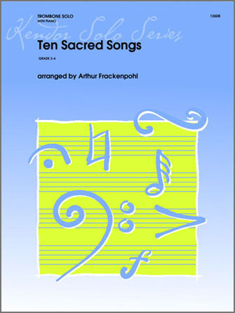 Ten Sacred Songs - Piano