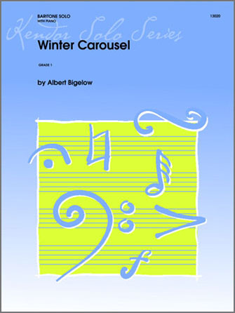 Winter Carousel - Piano