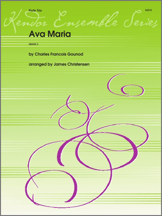 Ave Maria - Flute 3