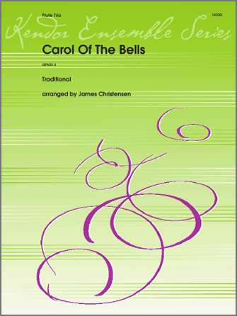 Carol of the Bells - Flute 3