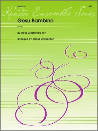 Gesu Bambino - Flute 2