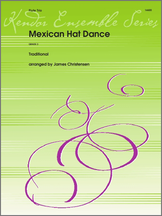 Mexican Hat Dance - Full Score