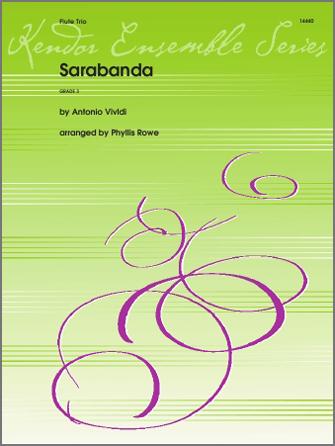 Sarabanda - Full Score