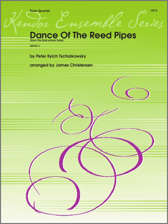 Dance Of The Reed Pipes - Flute 4