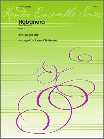 Habanera (from Carmen) - Flute 3