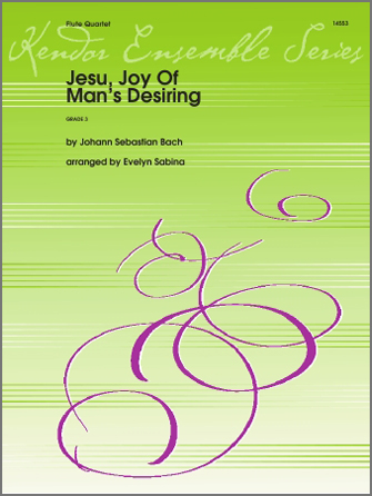 Jesu, Joy of Man's Desiring - Full Score