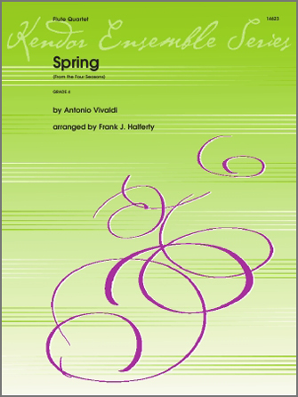 Spring (from The Four Seasons) - Flute 3