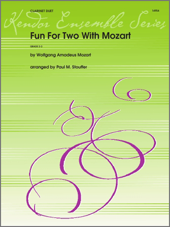 Fun For Two With Mozart