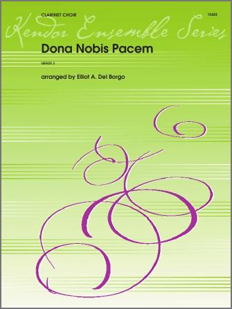 Dona Nobis Pacem - Clarinet 2