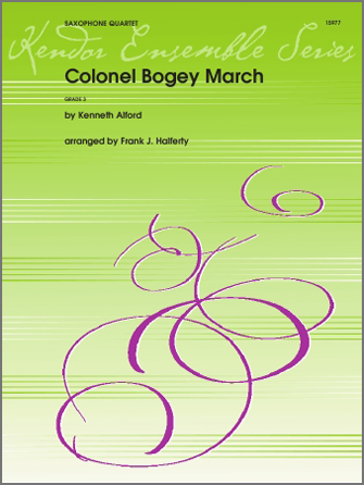 Colonel Bogey March - Alto Sax 2