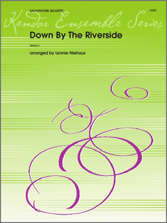 Down by the Riverside - Alto Sax 1