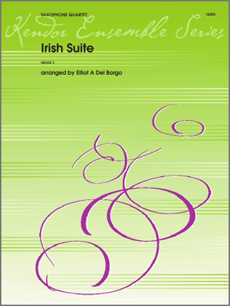 Irish Suite - Alto Sax 2