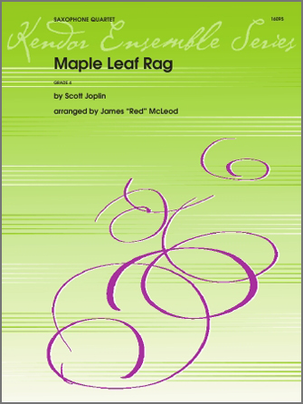 Maple Leaf Rag - Alto Sax 1