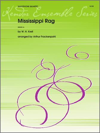 Mississippi Rag - Alto Sax 2