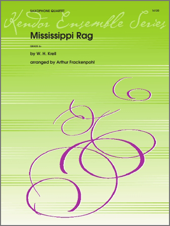 Mississippi Rag - Tenor Sax