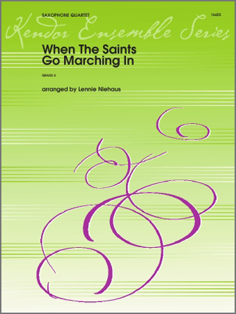 When the Saints Go Marching In - Alto Sax 2