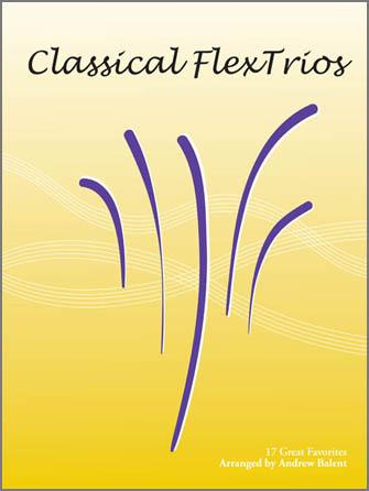 Classical FlexTrios - C Treble Clef Instruments - C Instruments