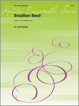Brazilian Beat - Full Score
