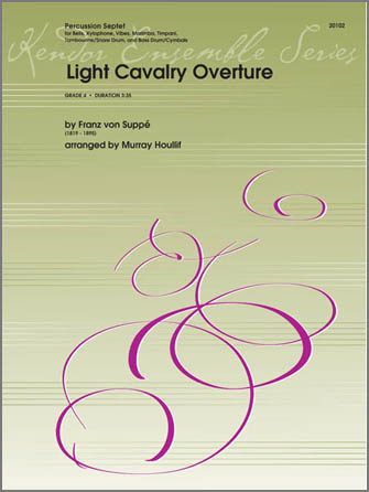 Light Cavalry Overture - Percussion 1