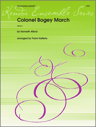 Colonel Bogey March - Oboe