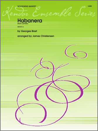 Habanera (from Carmen) - Bb Clarinet