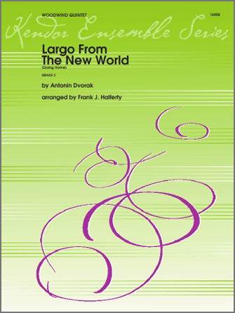 Largo From The New World (Going Home) - Horn in F