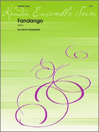 Fandango - 2nd Bb Trumpet