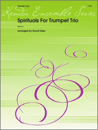 Spirituals For Trumpet Trio - 2nd Bb Trumpet
