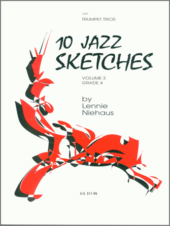 10 Jazz Sketches, Volume 3