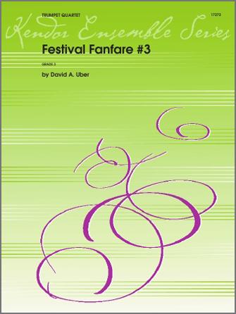 Festival Fanfare #3 - Full Score