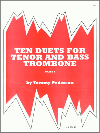 Ten Duets For Tenor And Bass Trombone