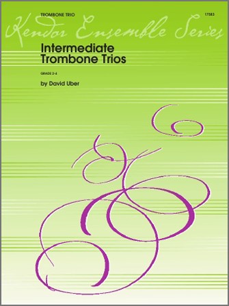 Intermediate Trombone Trios - 2nd Trombone