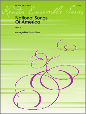 National Songs Of America - Full Score