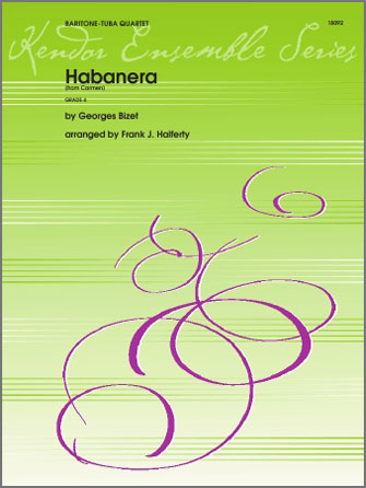 Habanera (from Carmen) - Full Score