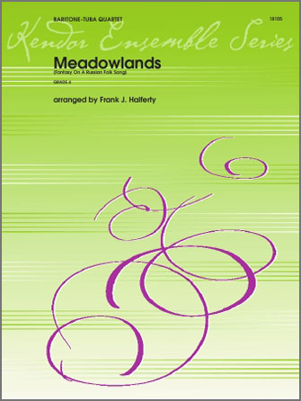 Meadowlands (Fantasy On A Russian Folk Song) - 1st Baritone B.C.