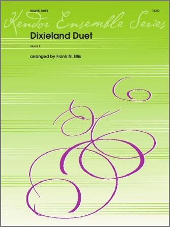 Dixieland Duet - Full Score