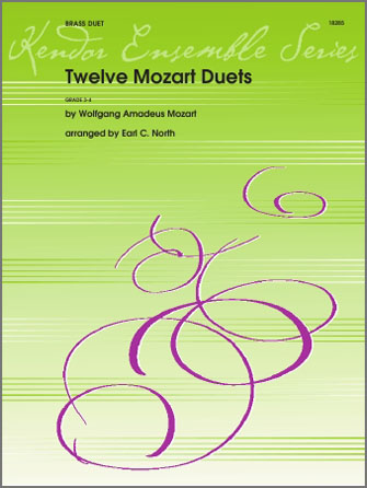 Twelve Mozart Duets