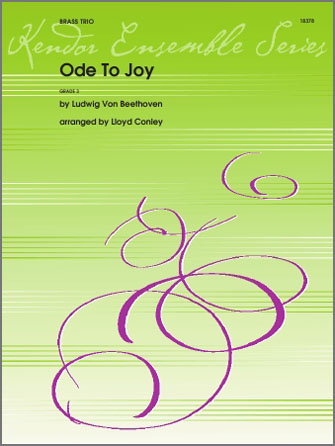 Ode To Joy - Full Score