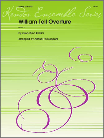 William Tell Overture - 1st Bb Trumpet