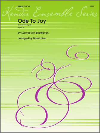 Ode To Joy (From Symphony #9) - Horn in F