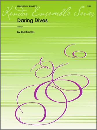 Daring Dives - Percussion 1