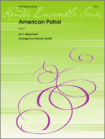 American Patrol - Percussion 5 & 6