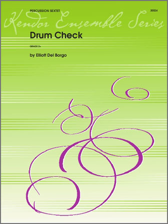 Drum Check - Full Score