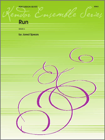 Run - Percussion 1