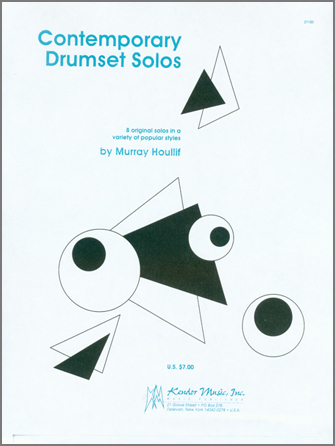 Contemporary Drumset Solos