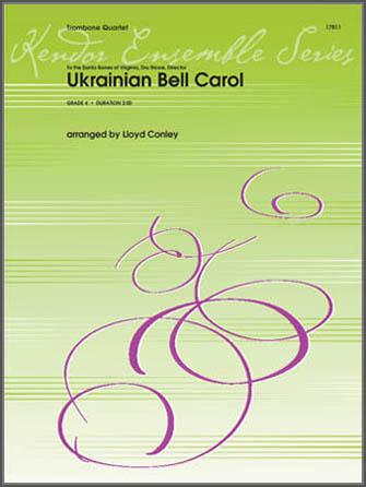 Ukrainian Bell Carol - 3rd Trombone